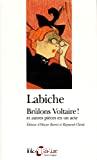 Brûlons Voltaire!
